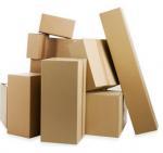 China Kraft paper packaging box cardboard corrugated box wholesale