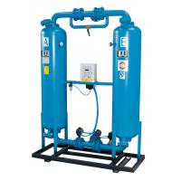Buy cheap 0.4 ~ 1.0Mpa Freezed Dried Compressed Air Dryer High Efficiency In Blue Color from wholesalers