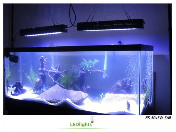 Светильник для морского аквариума