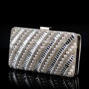 China Cheap designer handbags,handmade shining crystal evening bags,clutch purses&bags, on sale