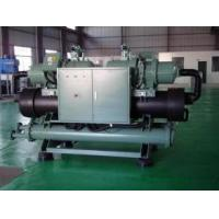 China Industrial Screw Compressor Water Cooled Screw Chiller With R134a Refrigeration , CE / ISO on sale