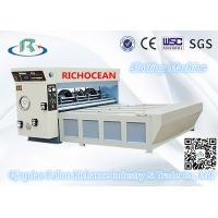 China High Speed Semi-Auto Lead Chain Paper Feeder Slotting Machine on sale