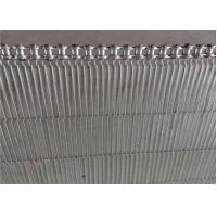China Smooth Surface Stainless Steel Mesh Sheet U Chain Conveyor Belt For Fruit wholesale