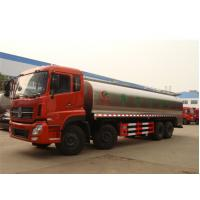 China factory sale best price Dongfeng Tianlong 8*4 22CBM milk road tank truck, hot sale! Dongfeng 25m3 liquid tank truck on sale