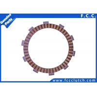 China Motorcycle Paper Based Honda Clutch Plate Brown Color CBR1000RR 22201-MAV-000 wholesale