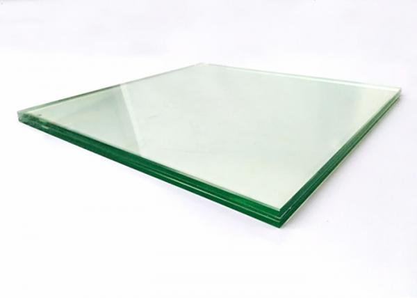 Quality High Hardness Laminated Insulated Glass , Tempered Glass Panels Custom Sizes for sale