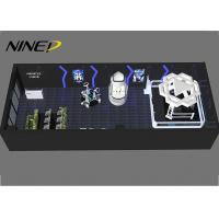 Quality Large Comprehensive Virtual Reality Theme Park 9D Vr One Stop 1 Year Warranty for sale