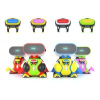 China 4 Colors Children VR Simulator / Virtual Reality Video Games With VR Glasses wholesale