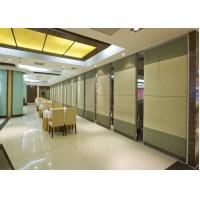 Ultra High Acoustic Movable Walls , Temporary Movable Office Walls Efficiently Reconfigure