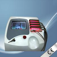 China 100mw Pianless Red Lipo Laser Slimming Machine Laser Belly Fat Burning Equipment on sale