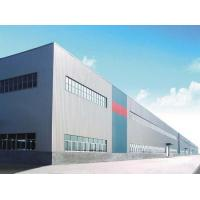 China Q345B large span anti-rust steel structure painting factory on sale