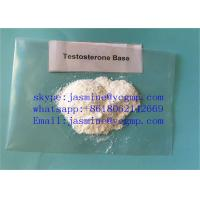 China 99.% base esteroide 58-22-0 do teste do pó da base de Testoster da testosterona da pureza wholesale