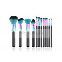 Buy cheap 12 Piece Colorful Synthetic Makeup Brushes For Everyday Use And Professional from wholesalers