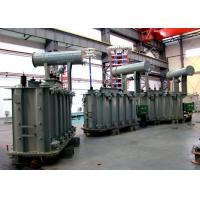 China 110kV Three Phase Electrical Oil Immersed  Power Transformers wholesale