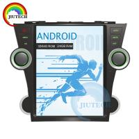 China Auto Head Unit Car Multimedia Player For Toyota Highlander 2007-2013 Hd 1080p wholesale