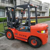 China 3 Stage Port Handling Equipments LG30DT With Light Weight 16 Ton Hydraulic Hand Forklift on sale
