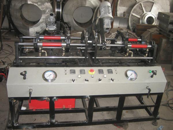 Aluminum Pipe Welding Images