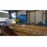 China Automatic Aluminium Window Machinery , Wood Grain Transfer and Powder Coating Line wholesale