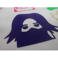 China Custom Heat Transfer Clothing Labels , Color Silicone Label For Garment wholesale