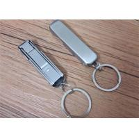 China Stainless Steel Promotional Nail Clippers With Diepressed Or Printed Custom Logos wholesale