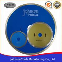 China 105-350mm Ceramic Tile Saw Blades / Ceramic Tile Cutting Blade Easy Operate   wholesale