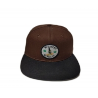 China New Style ACE Unisex Outdoor Solid Color Custom Applique Patch Logo Snapback Sports Flat Brim Cap on sale