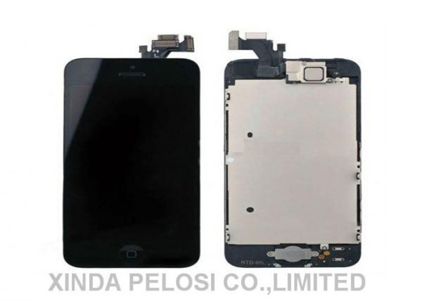Quality 4.0 Inches Iphone 5 LCD Touch Screen 100% Original Grade AAA TFT Material for sale