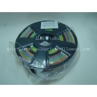1.75 / 3.0 Mm Gradient Color 3d Printer Filament Rainbown Color PLA 3d Filament