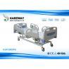 China PP Side Rails High Low Bed Hospital Bed , Adjustable Medical Bed For Hospital Patient wholesale
