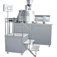 China High Speed Wet Granulator Machine , Food Mixing Equipment 1.2 - 3.0mm Granule Size wholesale