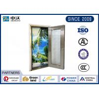 China Single Open Stainless Steel Fire Rated Doors High Temperature Resistant wholesale