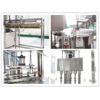 China High Speed Auto Spout Pouch Filling Machine For Semi Liquid / Chemical wholesale