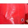 high quality orange waterproof pe tarpaulin sheet used for covering,woven plastic tarpaulin