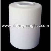 China Opal acid glass table lamp cover wholesale