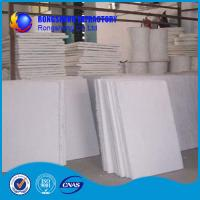 China High Temperature Ceramic Fiber Blanket 5um Fiber Diameter For Industrial Furnaces wholesale