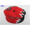 China Girl / Boy Racing Baseball Caps , Baseball Cap Styles Youth Baseball Hats wholesale