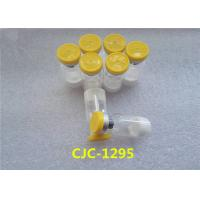 China CJC-1295 Peptide Muscle Building 99% Assay Quick Effect USP Standard 863288-34-0 wholesale