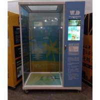 China Energy Saving Sunscreen Vending Machine All Round Automatic Spray For Playgrounds wholesale