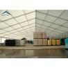 China Waterproof PVC 40m*60m Storage Steel Frame Tents For Weddings / Parties wholesale