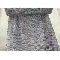 China 316L SS Wire Mesh Conveyor Belt , Woven Wire Conveyor Belt For Electric Product Conveying wholesale
