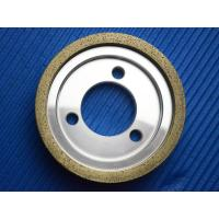 China Metal bond Bowl Shaped Diamond Grinding Wheel for Glass edge machine wholesale