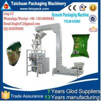 China Automatic machine for packaging suitable 1-5kg all granular,almondsSuch as puffed food, opcorn, seeds and oatmeal etc. wholesale