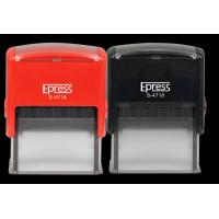 China Epress Rectangle 47x18mm Rubber Stamp ,Self inking Rubber Stamp ,Stamp Printer wholesale
