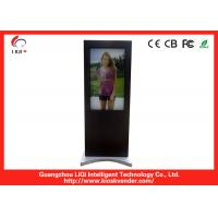 55inch / 60inch Steel Digital Signage Kiosk With Compact Structure