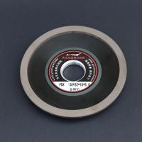 China PCD Industrial Grinding Wheel , Edge / Peripheral Grinding Diamond Grinding Wheel on sale
