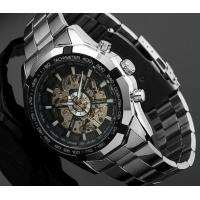 Automatic Mechanical Watches Business Design Men Dial Watch