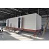 Prefab Mobile Cabin House / Steel Frame Prefab Modular Homes For Guard House