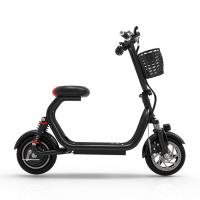 China Smart Mini Foldable Electric Scooter With Lcd Display Phone Holder  Two Wheel wholesale