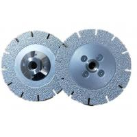China 5 Inch Diamond Cutting Blade Both Side Coated Marble Granite Saw Blade 125MM  * M14 wholesale
