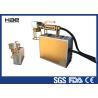China машина 7000мм маркировки лазера 10В 20В 30В Хандхэльд/с для компьютера/дозоров wholesale